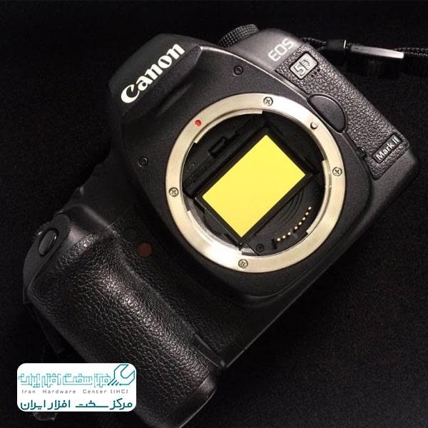 تعمیر ccd دوربین کانن