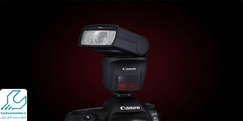 مشکلات-فلاش-دوربین-کانن