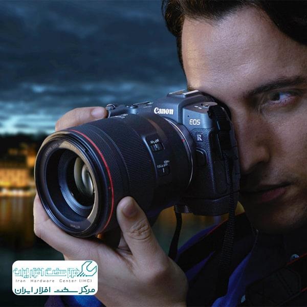 آموزش عکاسی با دوربین کانن