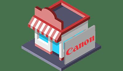 نمایندگی تعمیر و فروش محصولات کانن کنون