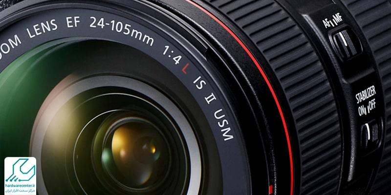 روش تشخیص اصل بودن لنز دوربین کانن