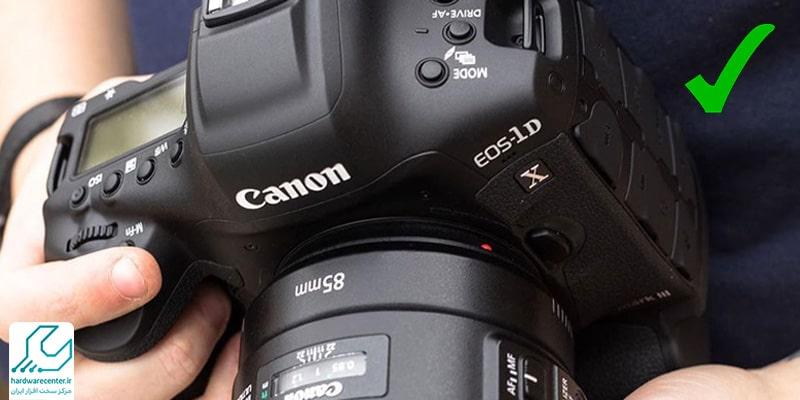 روش های تشخیص اصل بودن دوربین کانن